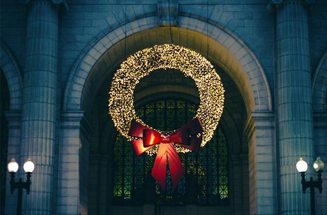 Collegamento a Chiusura per il periodo natalizio